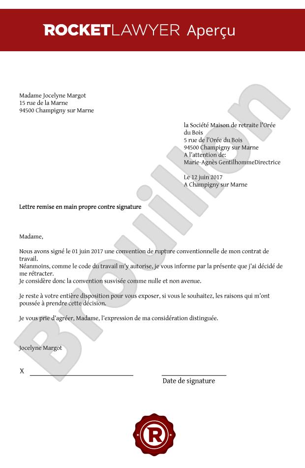 inspection du travail contre un employe