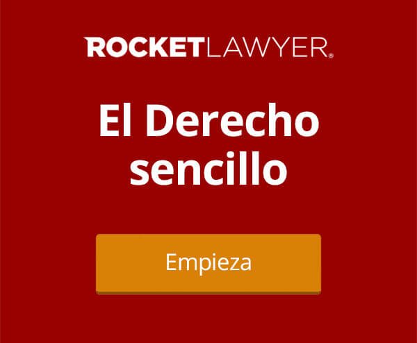 rocket lawyer sign up ad
