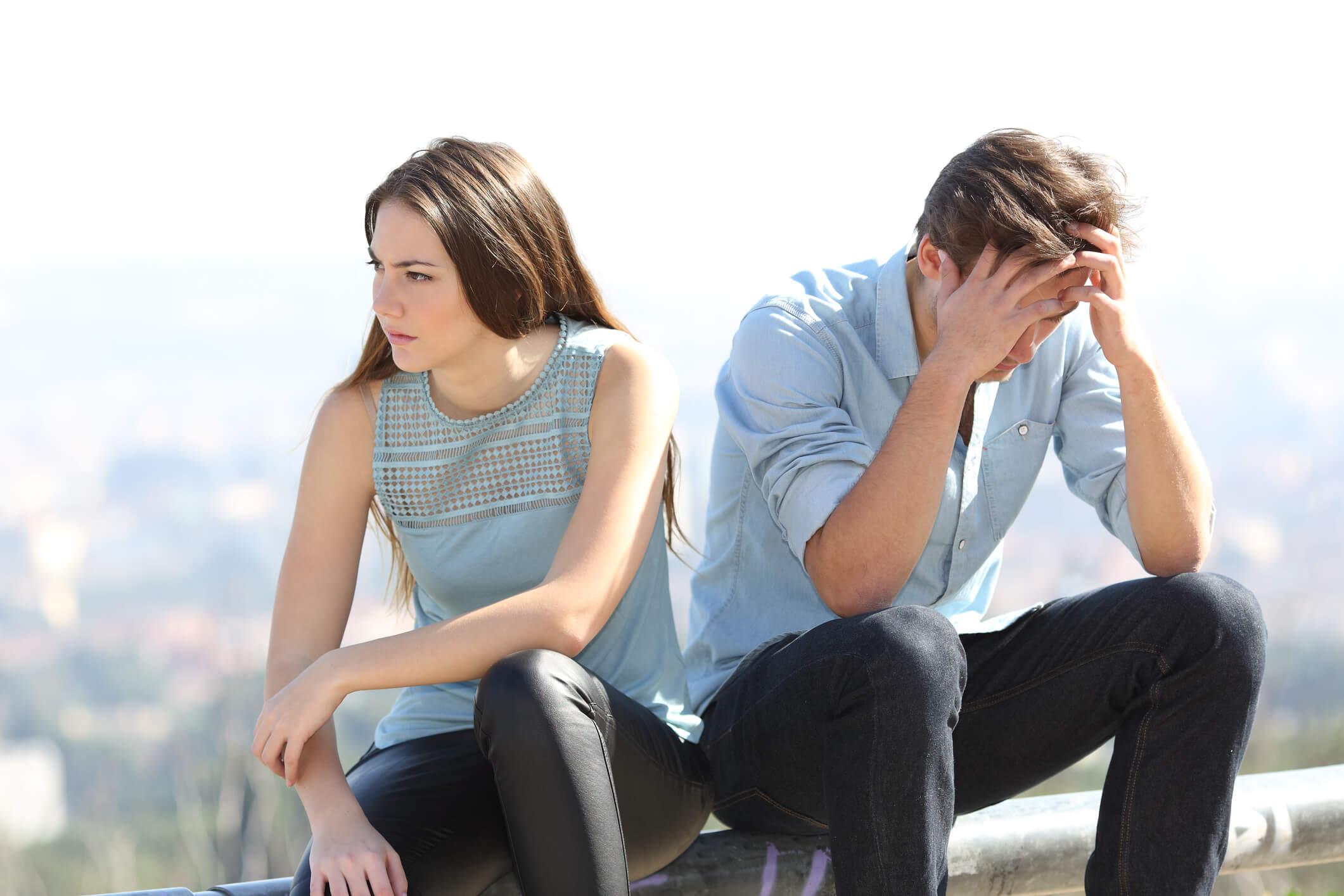 foto divorcio gettyimages ()