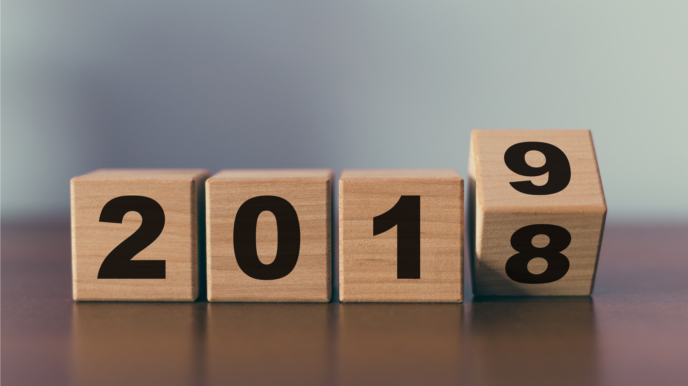 new year change to concept