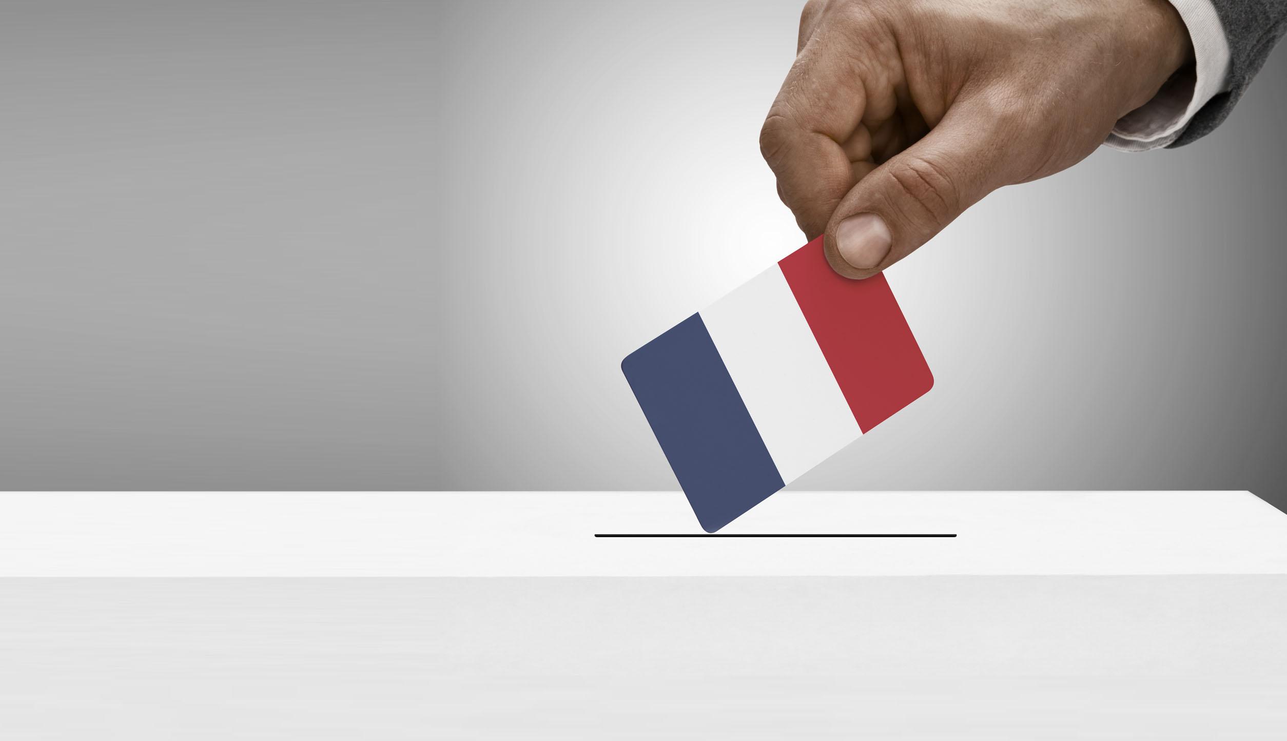 vote élections françaises