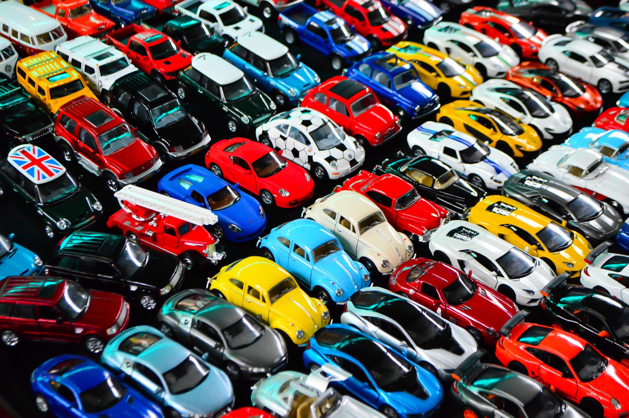 petites voitures ()