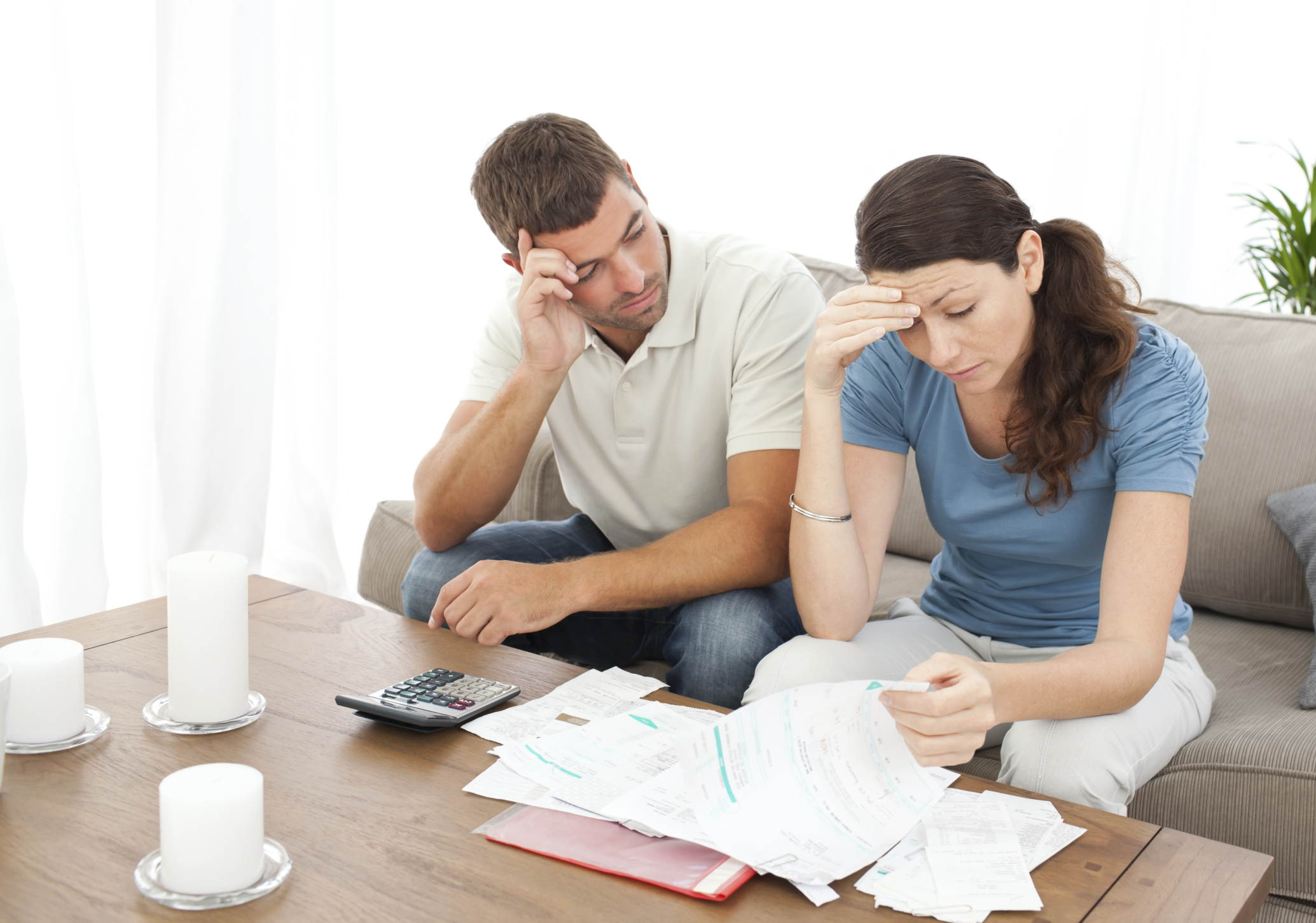 Getting your finances sorted as a couple