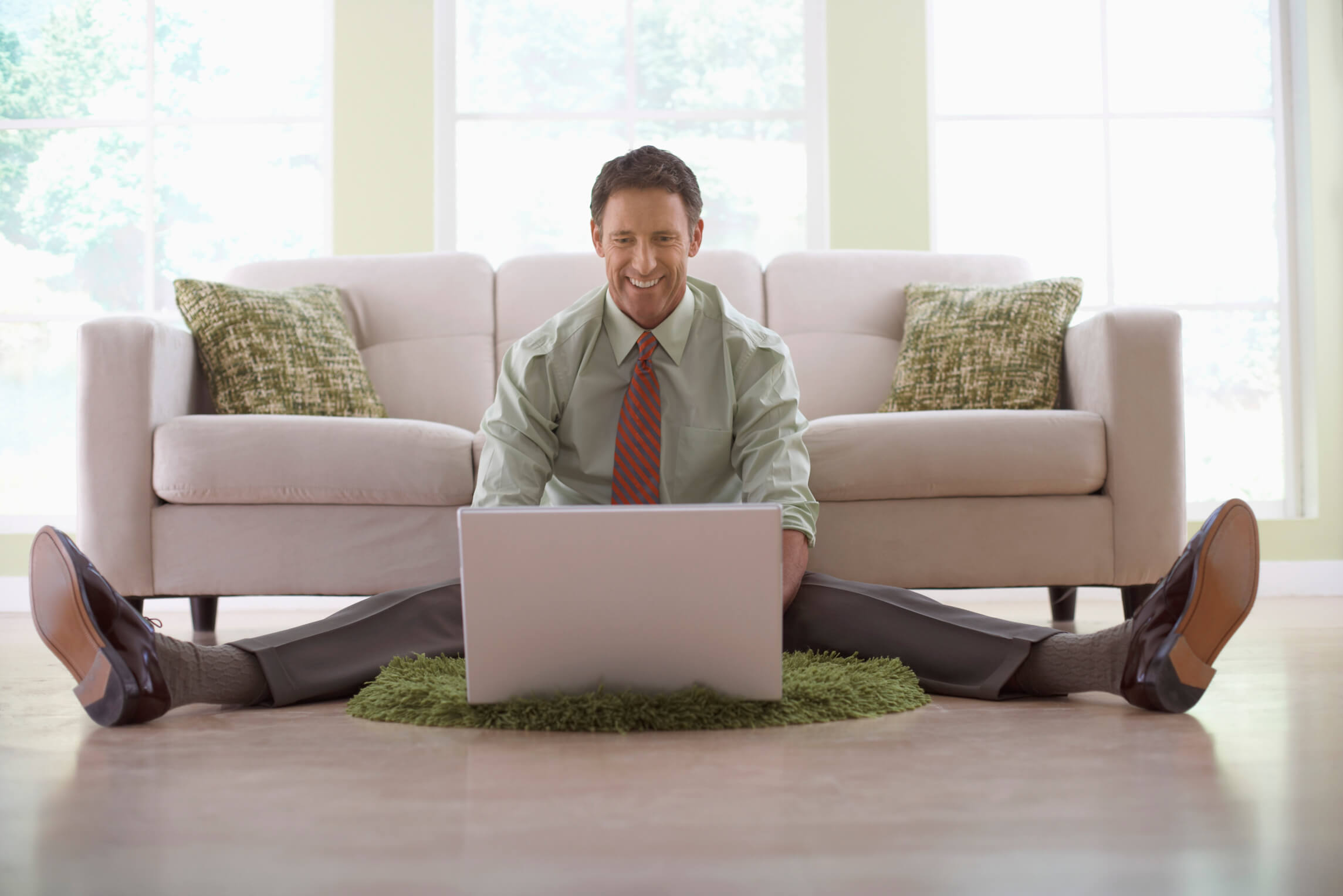 Working from home - flexible working