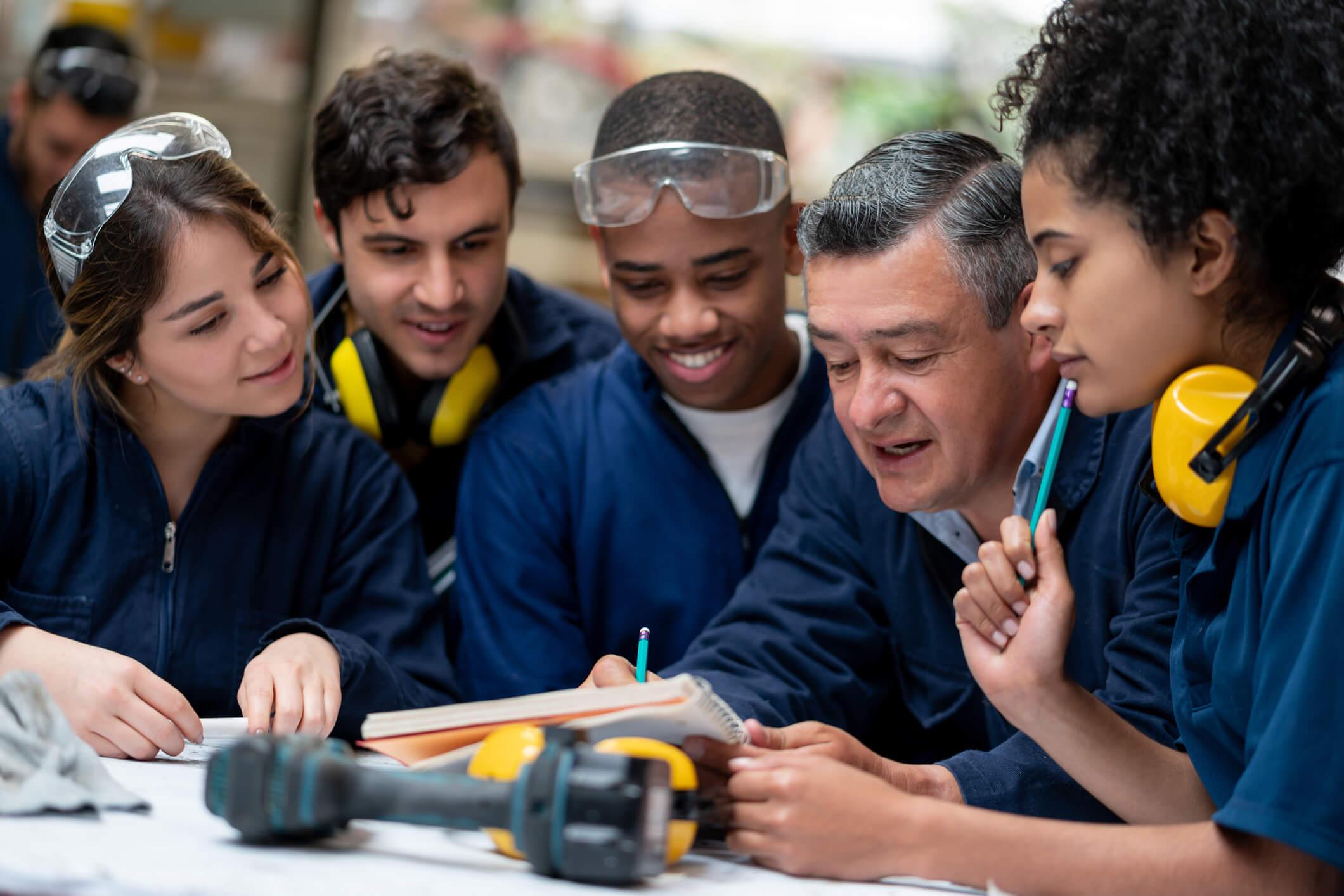 Flexi-Job Apprenticeship