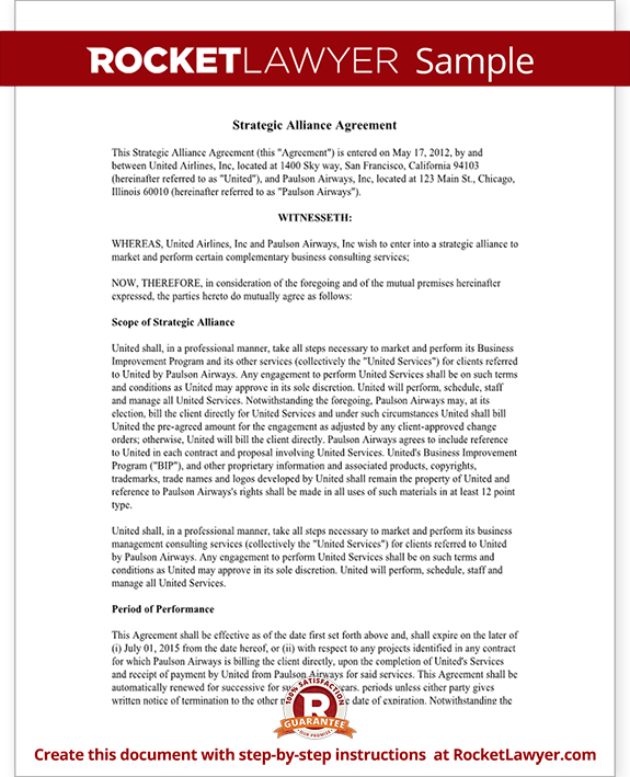 Heads Terms Sample Heads Agreement Template