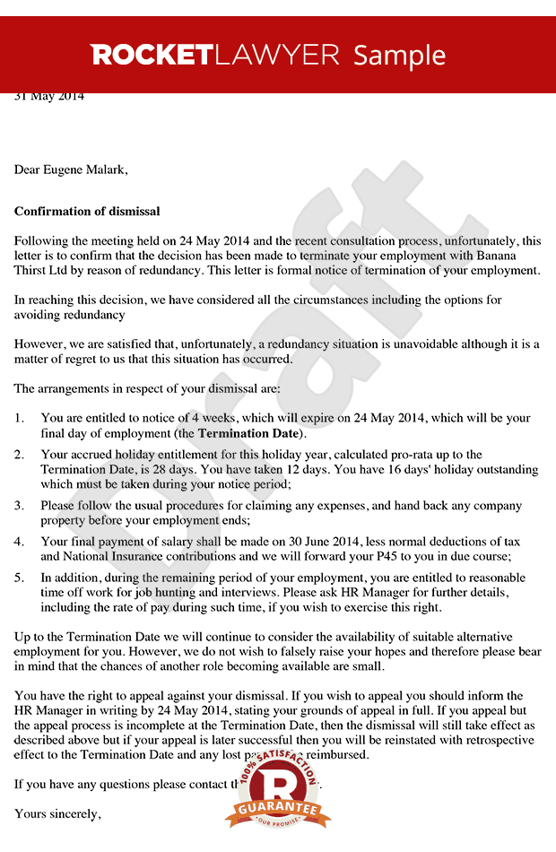 Reference letter for redundant employee examples of letters of recommendation for former employees spiritdancerdesigns Choice Image