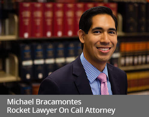Michael Bracamontes On Call attorney